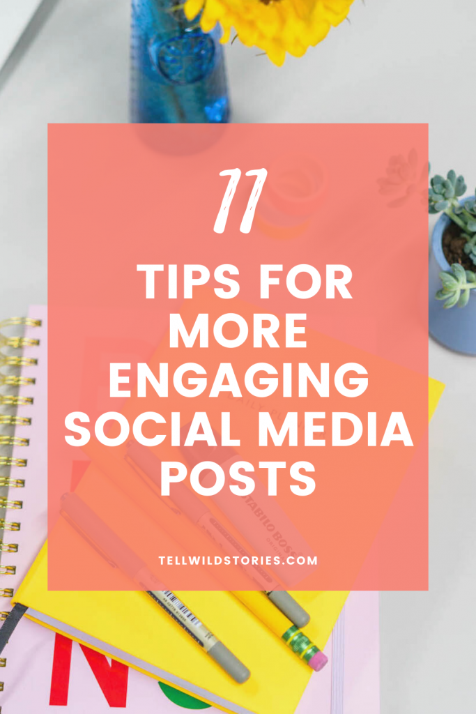 Find out how to make your social media content more engaging and grow your audience organically - without costing you a penny!
