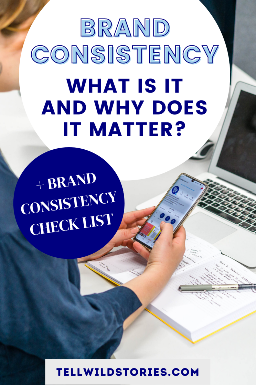 Brand consistency is your way to building trust, memorability and recognition for your business. Learn how to build a consistent brand here!