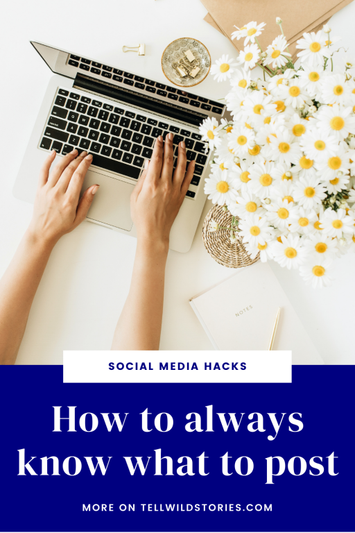 Are you ever stuck for ideas? Read this post to learn how to use key topics as a trick to always know what to post about.