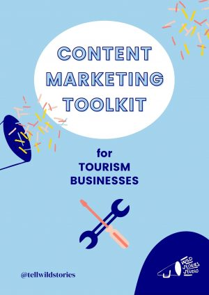 Content Marketing Toolkit for Tourism V.1
